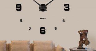 صورة ساعات حائط 3d , اجدد ساعات للحائط 3d