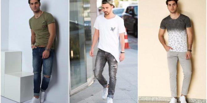 صور موضة صيف 2019 للشباب , ملابس جديدة شيك للشباب