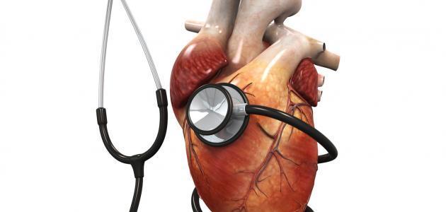 صورة اعراض تضخم عضلة القلب , علامات امراض القلب