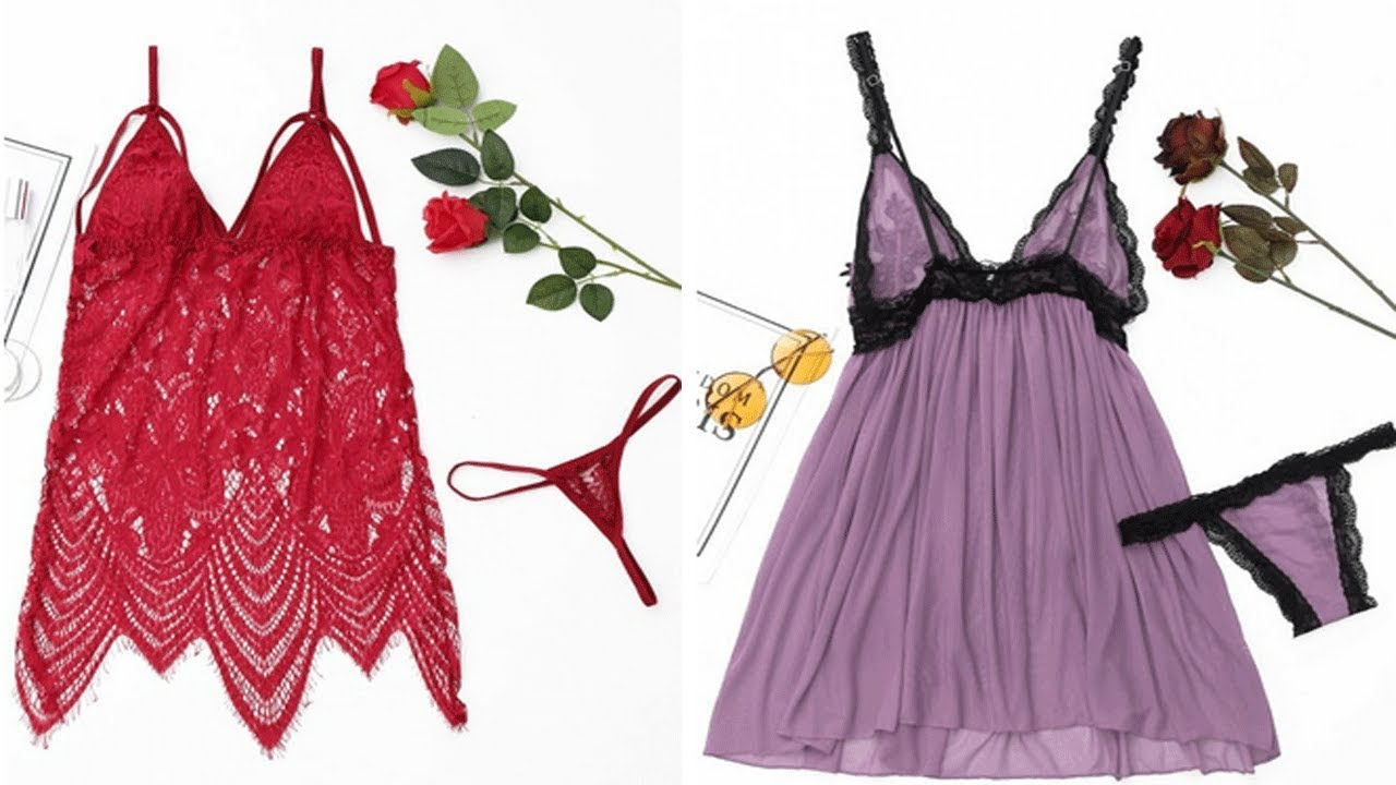 صور ملابس لانجري نساء , قمصان نوم للعرائس