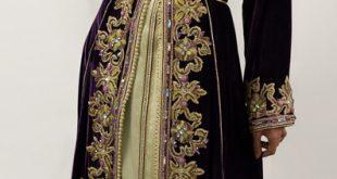 صور قفاطين مغربية , قفاطين ليلة العرس في المغرب