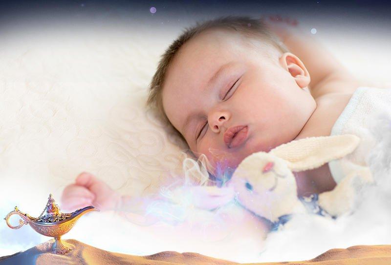 صورة تفسير حلم الطفل , الطفل في المنام