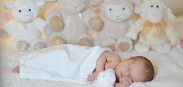 صور تفسير حلم الطفل , الطفل في المنام