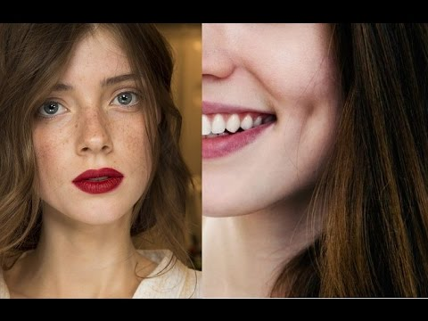 صور من علامات الجمال , علامات جاذبية المراة