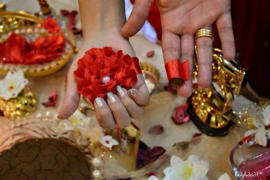 صور صينية الحنة للعروس العراقية , عادات وتقاليد العراق