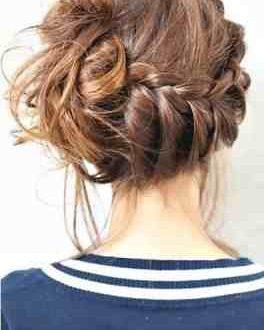 صور تسريحات شعر جميلة وسهلة , تسريحات مختلفة وجديدة