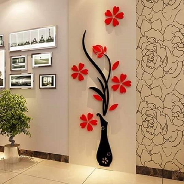 صور رسومات علي الحائط ملونه بالدهانات , ديكورات حوائط مرسومة