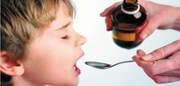 صورة علاج السعال عند الاطفال اثناء النوم , الكحة في وقت النوم