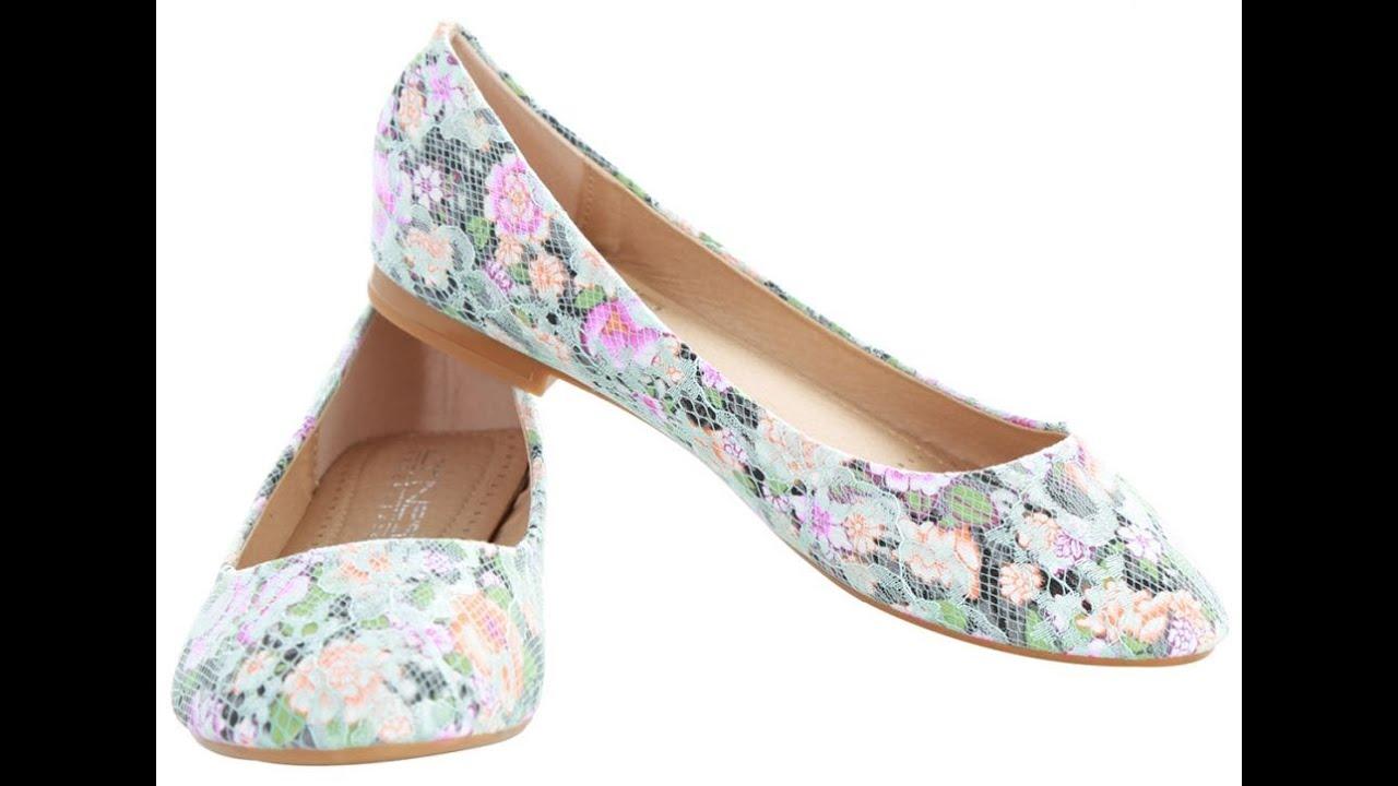 صورة احذية سوارية بدون كعب , شوزات جميلة جدا