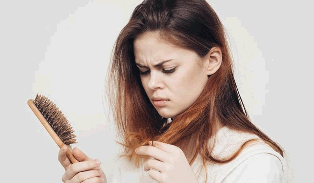 صورة وصفات تساقط الشعر , حل للشعر المتساقط