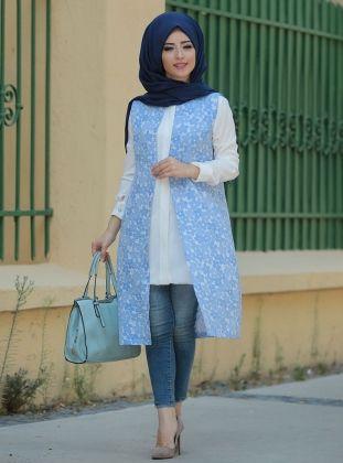 صورة اجمل ملابس للمحجبات , ازياء مختارة للمحجبات 9975 6