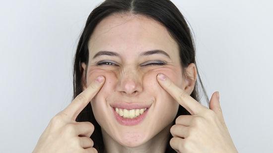 صورة تكبير عضلات الوجه , تمرينات تساعد على تكبير عضلات الوجه