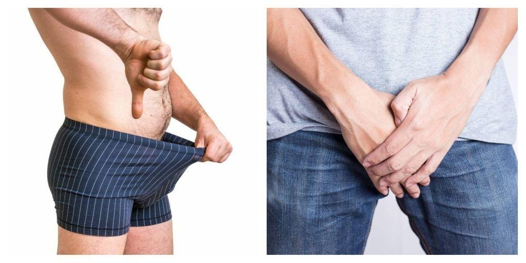 صورة رائحة كريهة بين الفخذين للرجال , علاج رائحة الفرج عند الرجال