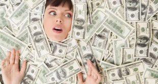 صور المال في المنام , تفسير حلم المال
