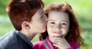 صور التقبيل في المنام للعزباء , تفسير حلم التقبيل