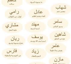 اسماء اولاد خليجي اشهر الاسماء في الخليج هل تعلم