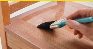صورة انواع صبغ الخشب , طريقة دهان الخشب