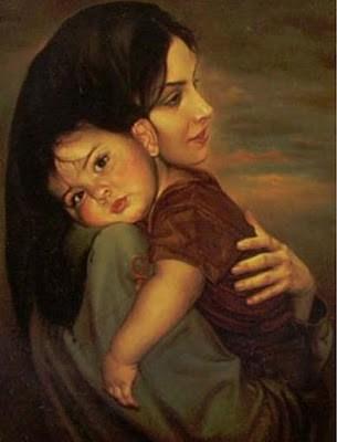 صورة الام التي لم تلد , حل لغز الام التي لم تلد ومذكورة في القران الكريم