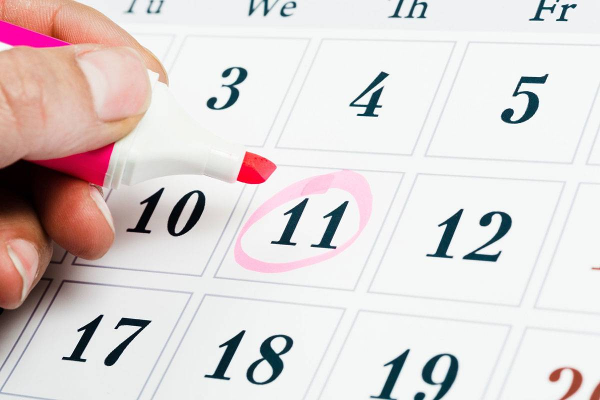 صورة كم يوم تستمر الدورة الشهرية عند البنات , تفاصيل عن الدورة الشهرية عند البنات