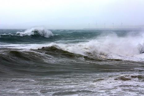 صورة موج البحر في المنام , تفسير حلم موج البحر