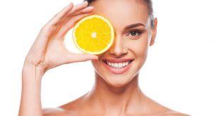 صورة فوائد سيروم فيتامين سي للبشره , تعرفي على فائدة فيتامين سي على بشرتك