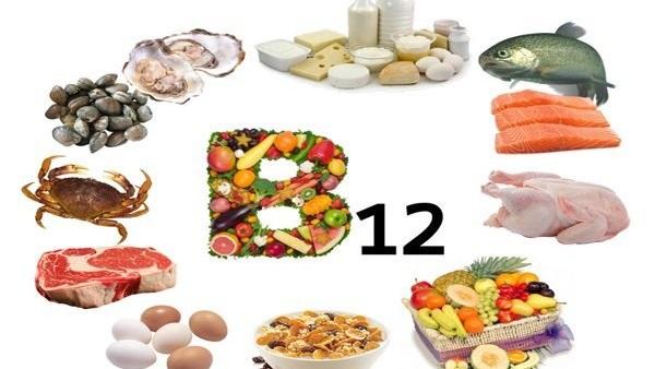 اين يوجد فيتامين ب1 ب6 ب12