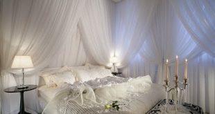 صور غرف نوم رومانسية للعرسان , غرف نوم رومانسية حديثة للمقبلين على الزواج