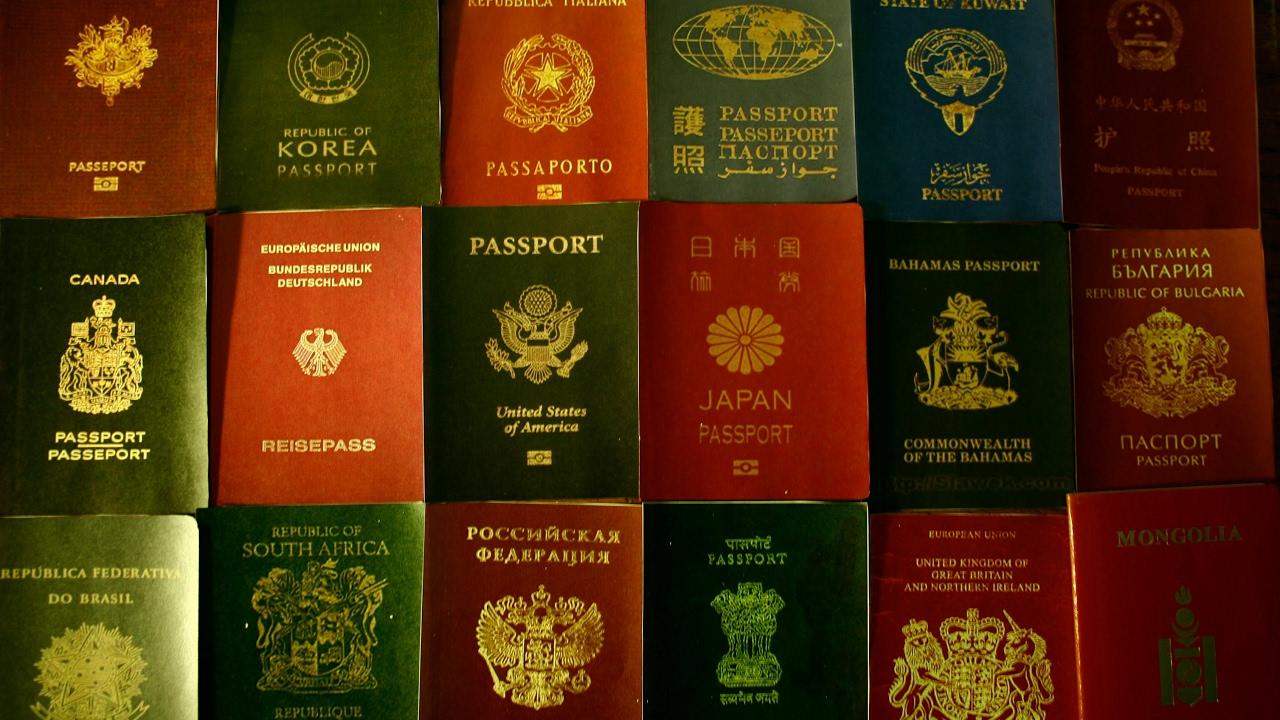 صورة اقوى جواز عربي , اقوى وافضل جواز سفر عربي