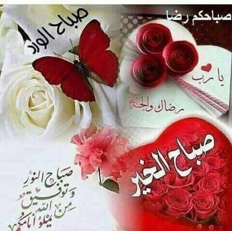 صورة رسالة حب صباح الخير , اجمل الرسائل الصباحية للحبيب 10401 3