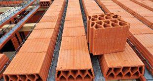 صور كيفية البناء بالياجور , طريقة سهلة للبناء بالطوب الاحمر