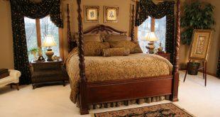 صور غرف نوم طراز قديم , موديلات غرف نوم على الطراز القديم