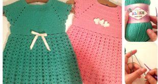 صورة كروشية تركي للاطفال , ملابس كروشية حديثة تركي للاطفال