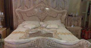 صورة غرف نوم جزائرية , احدث ديكورات لغرف النوم الجزائرية
