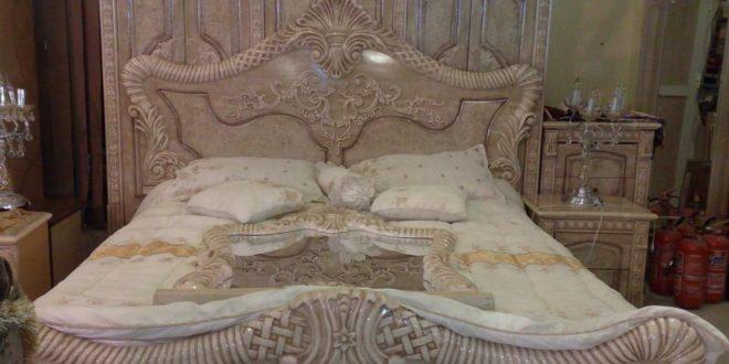 صور غرف نوم جزائرية , احدث ديكورات لغرف النوم الجزائرية