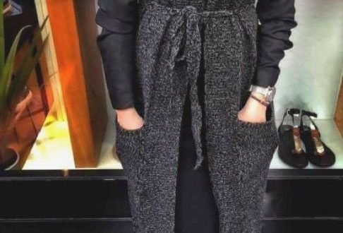 صور ملابس شتوية للمحجبات 2019 , ملابس شتوية تجنن للمحجبات