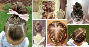 صور اجمل تسريحة شعر في العالم , قصات شعر روعة للبنوتات