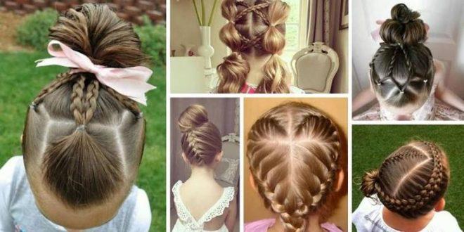 صورة اجمل تسريحة شعر في العالم , قصات شعر روعة للبنوتات