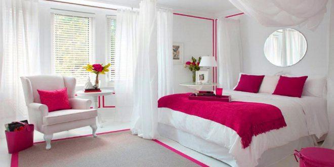 صورة اجمل غرف النوم , غرف تجمع بين الراحة و الاناقة