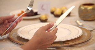 صور اتيكيت الشوكه والسكينه , تعرف على اصول الاتيكيت و الشياكة