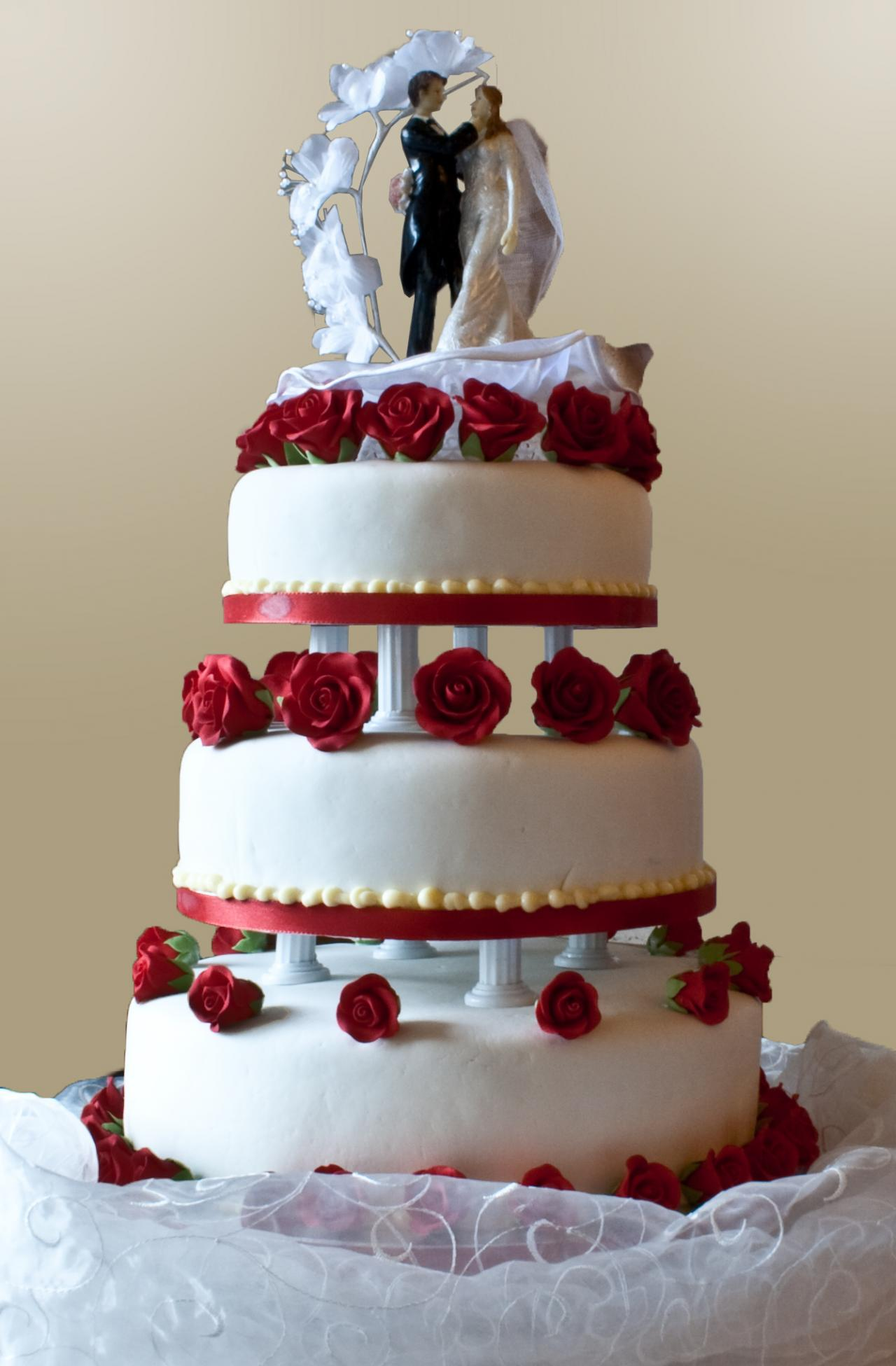 صورة صور كيك الزواج , صور تورتة الزفاف