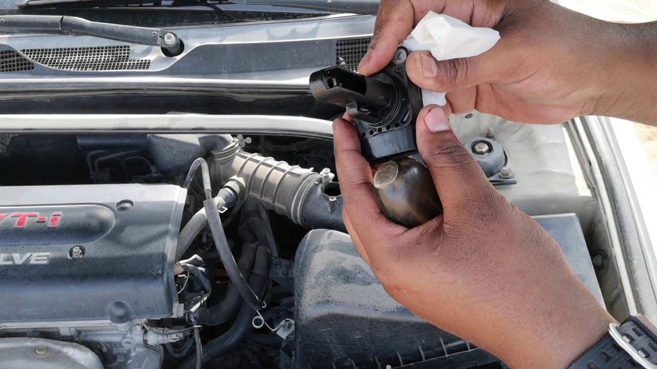 صورة تنظيف حساس الهواء , نظف حساس الهواء لسيارتك بنفسك