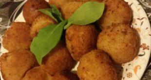 صورة طريقة عمل كرات البطاطس , باللحمة المفرومة والموتزاريلا احلي كرات بطاطس