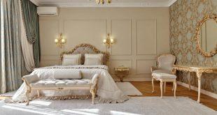 صورة غرف نوم كلاسيك , شيك غرفتك باحدث الموديلات الكلاسيك