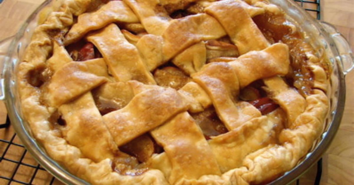 صورة طريقة عمل فطيرة التفاح , اصنعى اشهى الحلويات بكل سهولة