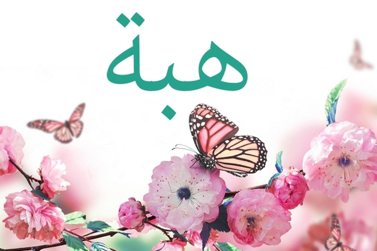 صورة معنى اسم هبه , اغرب المعاني لاسم هبه علي الاطلاق وصفاته