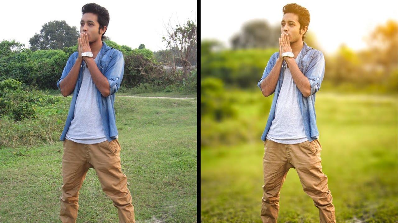 صورة تغير خلفيه الصوره , طريقة عمل خلفية جميلة للصور