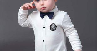 صورة ملابس اطفال ولادي , اشيك وارق ملابس اولادى جديدة