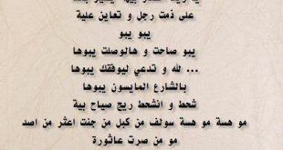 صورة شعر شعبي عراقي حزين , مجموعة كلمات واشعار عراقية غاية فى الحزن