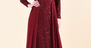 صورة فساتين سواريه طويلة للمراهقات , اجمل واشيك الفساتين السواريه الجديدة