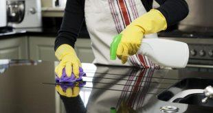 صورة تنظيف المطبخ , طرق فعالة تجعل مطبخك نظيف ومرتب دائما